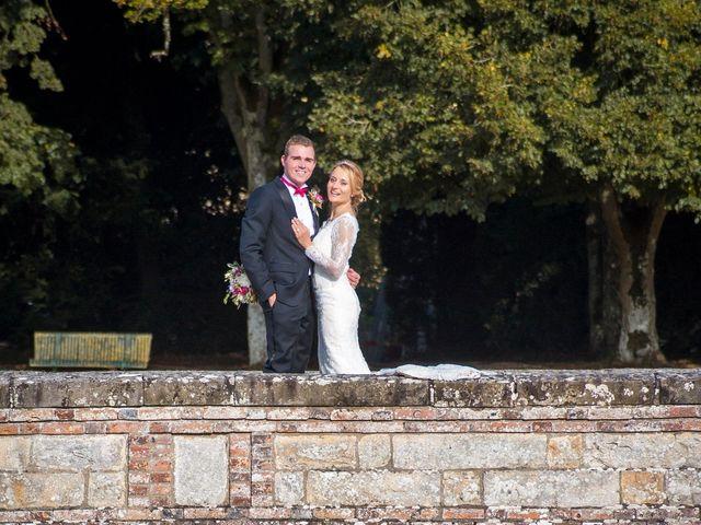 Le mariage de Ryan et Delphine à Bourron-Marlotte, Seine-et-Marne 27