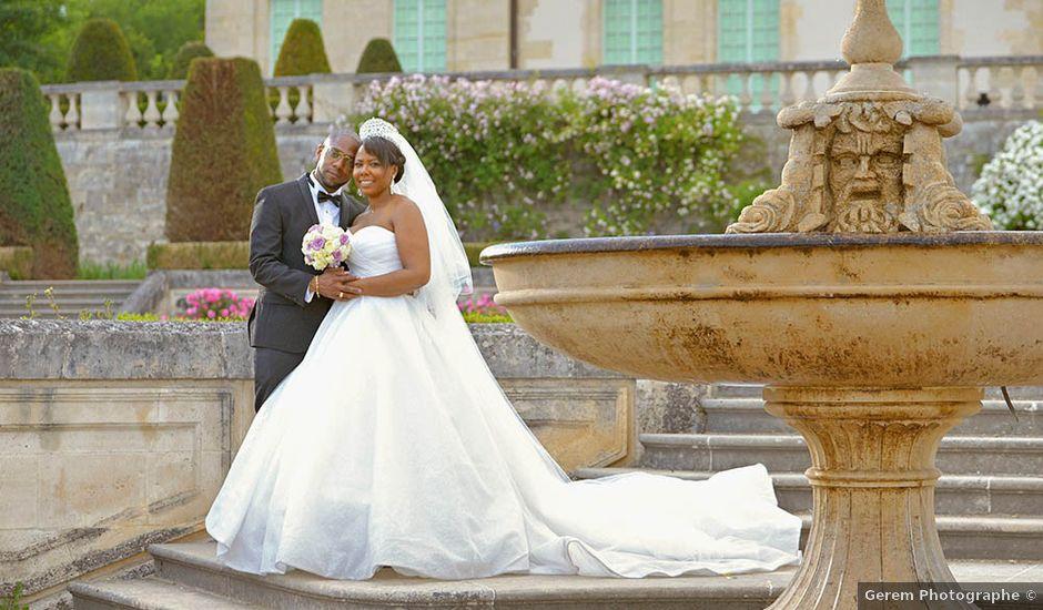 Le mariage de Fritz et Véronique à Deuil-la-Barre, Val-d'Oise