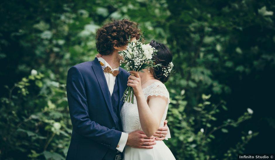 Le mariage de Quentin et Lise à Corbehem, Pas-de-Calais
