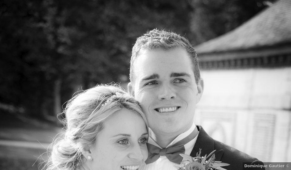 Le mariage de Ryan et Delphine à Bourron-Marlotte, Seine-et-Marne