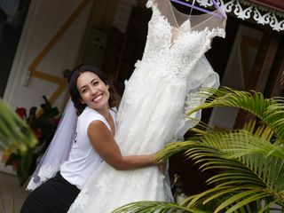 Le mariage de Nadia et Emmanuel 1