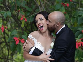 Le mariage de Nadia et Emmanuel