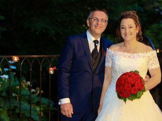 Le mariage de Nathalie  et Olivier