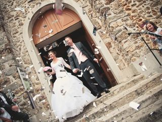Le mariage de Cécile et Olivier 1