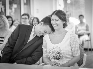 Le mariage de Léa et Tchad 1
