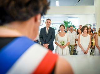 Le mariage de Léa et Tchad 2