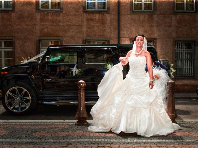 Le mariage de Guy et Isabelle à Mulhouse, Haut Rhin 9
