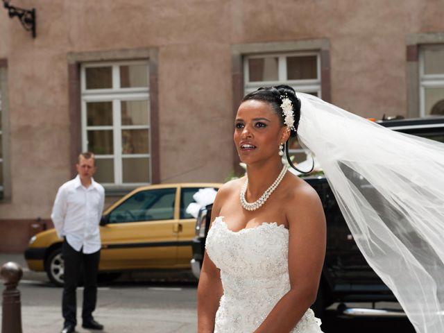 Le mariage de Guy et Isabelle à Mulhouse, Haut Rhin 10