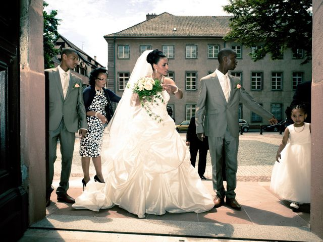Le mariage de Guy et Isabelle à Mulhouse, Haut Rhin 14