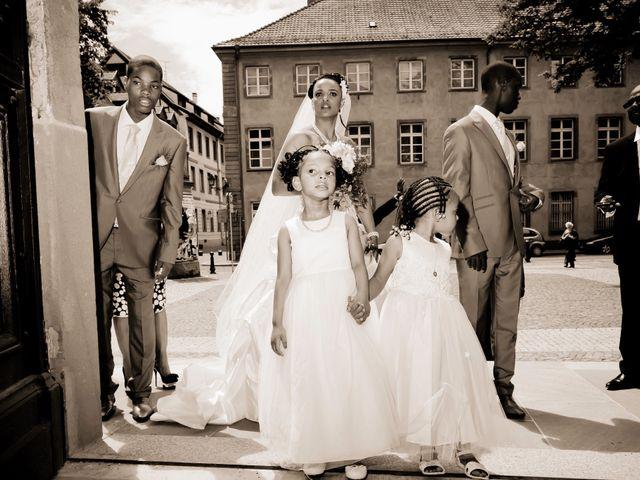 Le mariage de Guy et Isabelle à Mulhouse, Haut Rhin 16