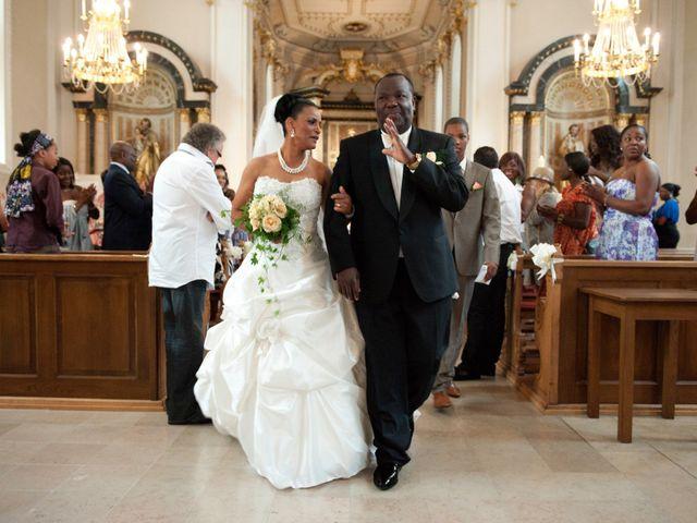 Le mariage de Guy et Isabelle à Mulhouse, Haut Rhin 42
