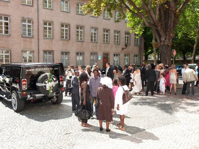 Le mariage de Guy et Isabelle à Mulhouse, Haut Rhin 44