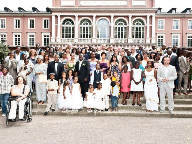 Le mariage de Guy et Isabelle à Mulhouse, Haut Rhin 45