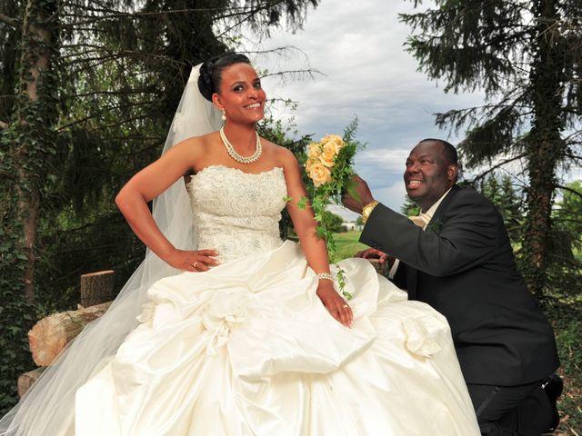 Le mariage de Guy et Isabelle à Mulhouse, Haut Rhin 56