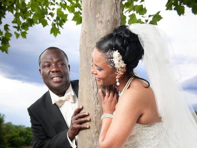 Le mariage de Isabelle et Guy