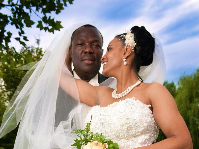 Le mariage de Guy et Isabelle à Mulhouse, Haut Rhin 88