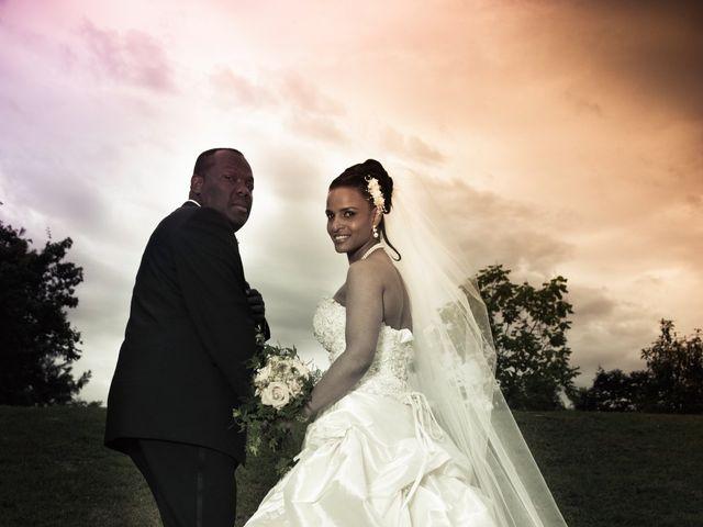 Le mariage de Guy et Isabelle à Mulhouse, Haut Rhin 93