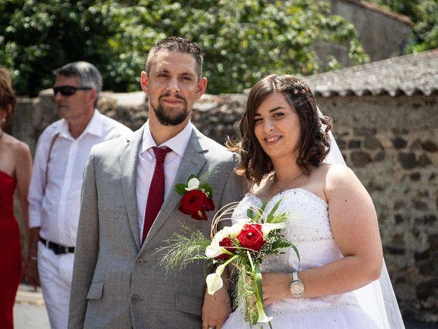 Le mariage de Aurelien  et Emilie à Mirefleurs, Puy-de-Dôme 2