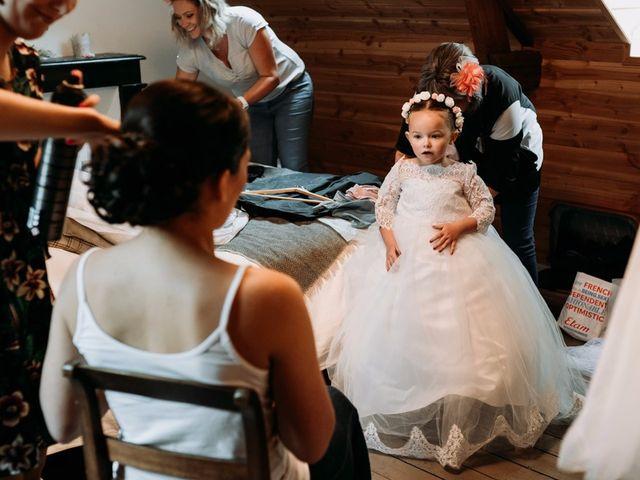 Le mariage de Anthony et Lore à Orgères, Ille et Vilaine 12