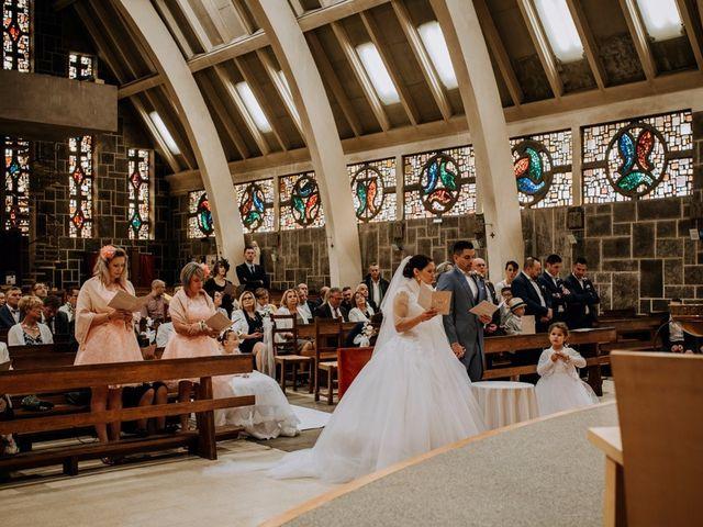 Le mariage de Anthony et Lore à Orgères, Ille et Vilaine 21