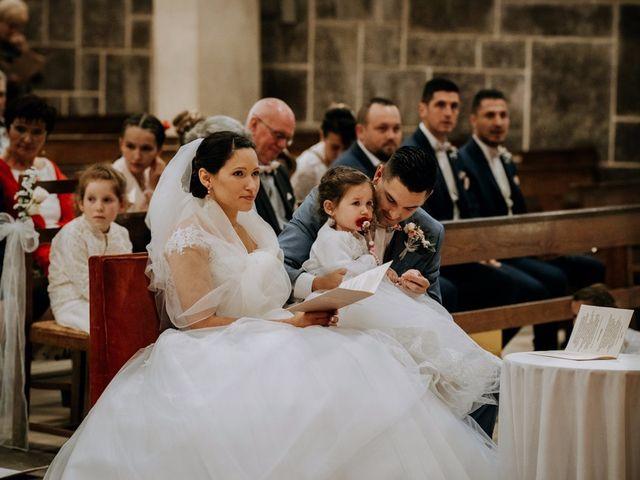 Le mariage de Anthony et Lore à Orgères, Ille et Vilaine 22