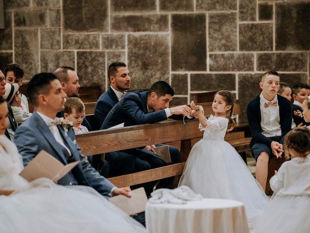 Le mariage de Anthony et Lore à Orgères, Ille et Vilaine 25