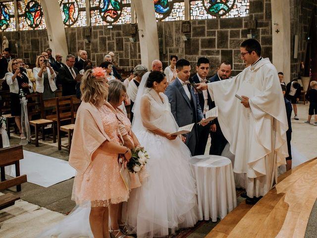 Le mariage de Anthony et Lore à Orgères, Ille et Vilaine 27