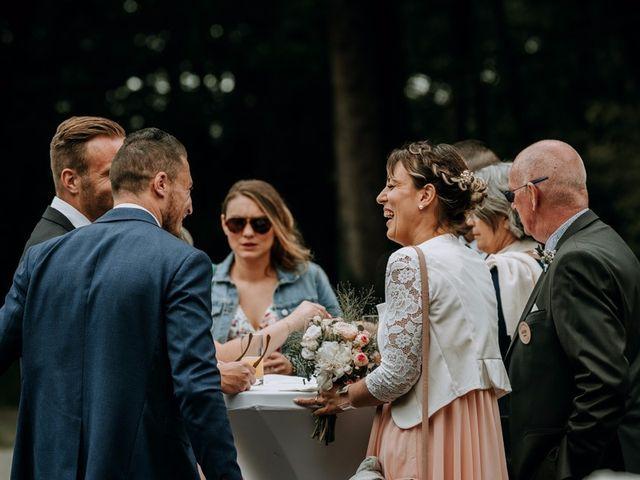 Le mariage de Anthony et Lore à Orgères, Ille et Vilaine 42