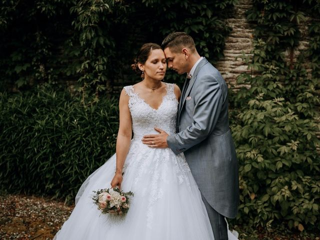 Le mariage de Anthony et Lore à Orgères, Ille et Vilaine 44