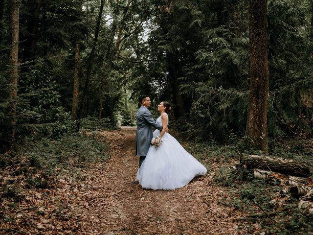 Le mariage de Anthony et Lore à Orgères, Ille et Vilaine 45
