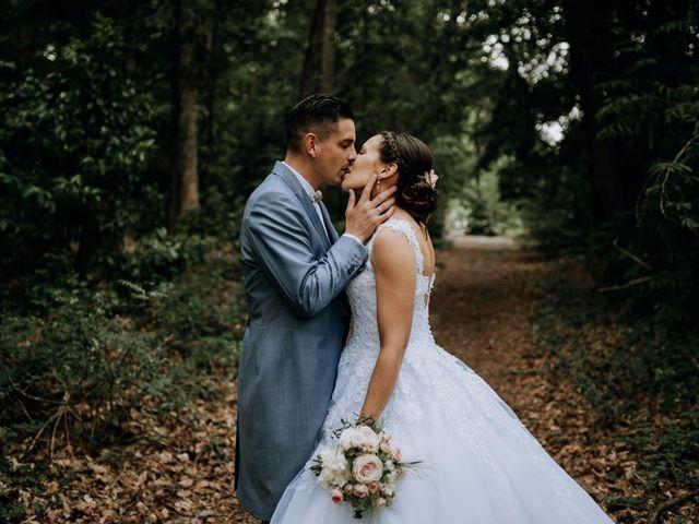 Le mariage de Anthony et Lore à Orgères, Ille et Vilaine 47