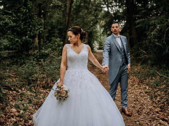 Le mariage de Anthony et Lore à Orgères, Ille et Vilaine 49