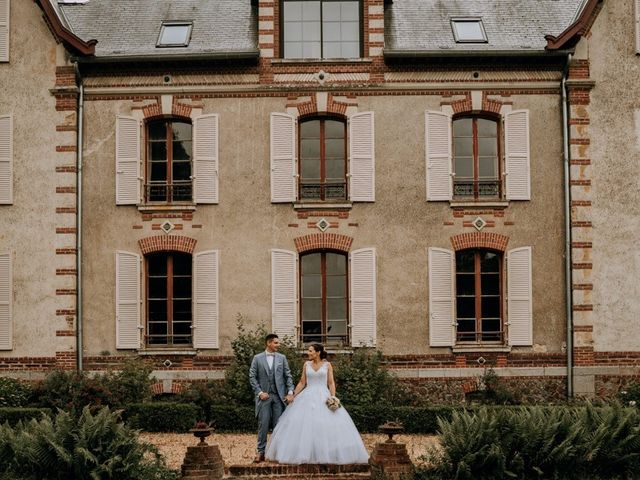 Le mariage de Anthony et Lore à Orgères, Ille et Vilaine 53