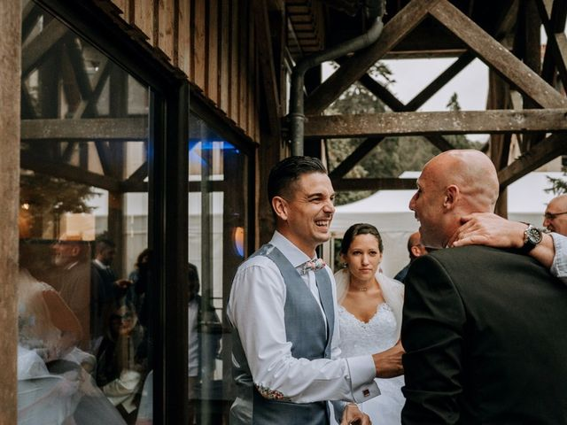 Le mariage de Anthony et Lore à Orgères, Ille et Vilaine 55