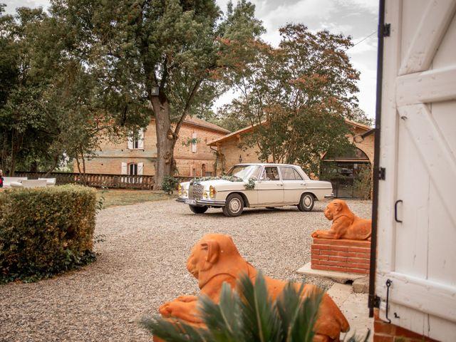 Le mariage de Clément et Laurie à Sainte-Foy-d'Aigrefeuille, Haute-Garonne 34