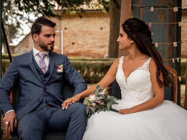 Le mariage de Clément et Laurie à Sainte-Foy-d'Aigrefeuille, Haute-Garonne 44