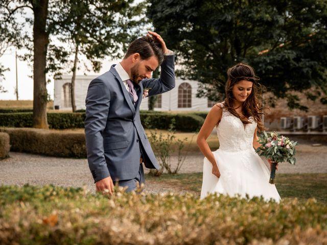 Le mariage de Clément et Laurie à Sainte-Foy-d'Aigrefeuille, Haute-Garonne 57