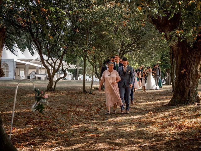 Le mariage de Clément et Laurie à Sainte-Foy-d'Aigrefeuille, Haute-Garonne 59