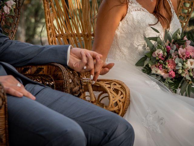 Le mariage de Clément et Laurie à Sainte-Foy-d'Aigrefeuille, Haute-Garonne 65