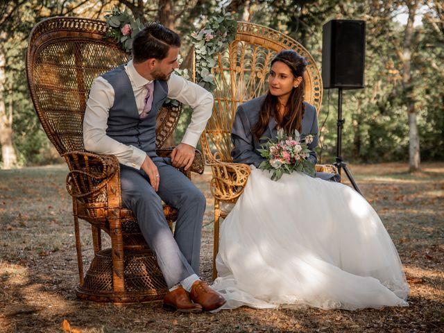 Le mariage de Clément et Laurie à Sainte-Foy-d'Aigrefeuille, Haute-Garonne 69