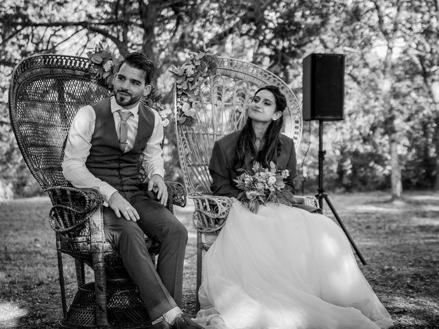 Le mariage de Clément et Laurie à Sainte-Foy-d'Aigrefeuille, Haute-Garonne 70