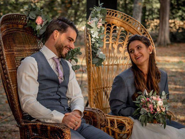 Le mariage de Clément et Laurie à Sainte-Foy-d'Aigrefeuille, Haute-Garonne 90