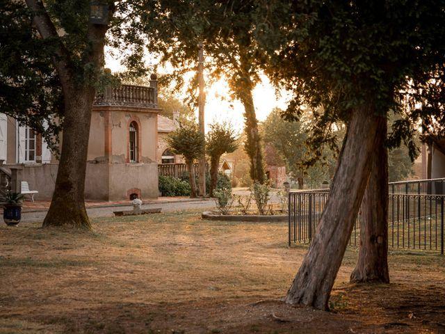 Le mariage de Clément et Laurie à Sainte-Foy-d'Aigrefeuille, Haute-Garonne 103