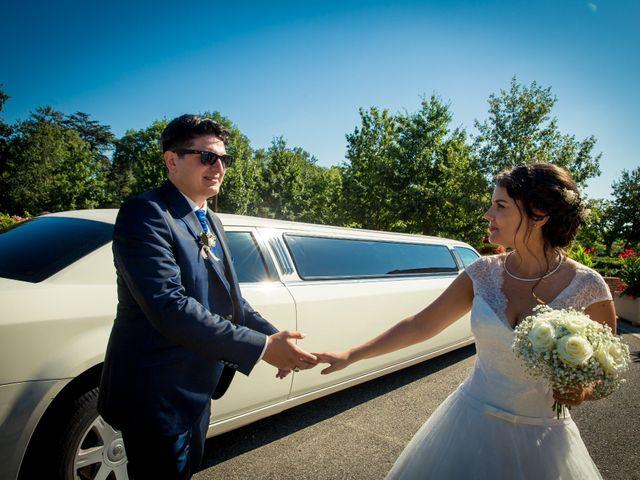 Le mariage de Aurélie et Pierre-Nicolas