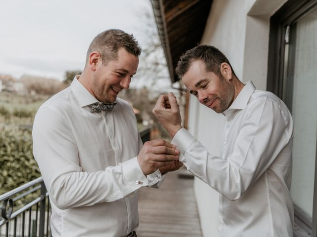 Le mariage de Thibaut et Emilie à La Clusaz, Haute-Savoie 1