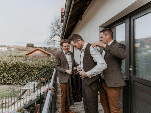 Le mariage de Thibaut et Emilie à La Clusaz, Haute-Savoie 2
