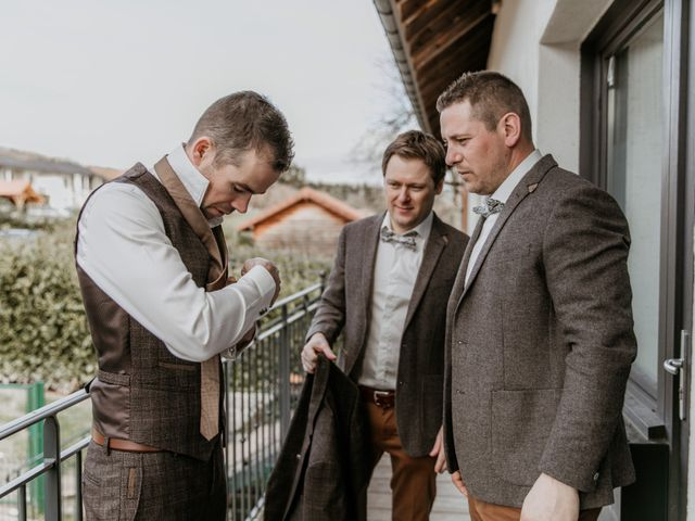 Le mariage de Thibaut et Emilie à La Clusaz, Haute-Savoie 3