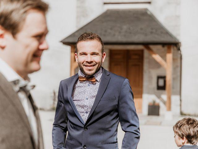 Le mariage de Thibaut et Emilie à La Clusaz, Haute-Savoie 10