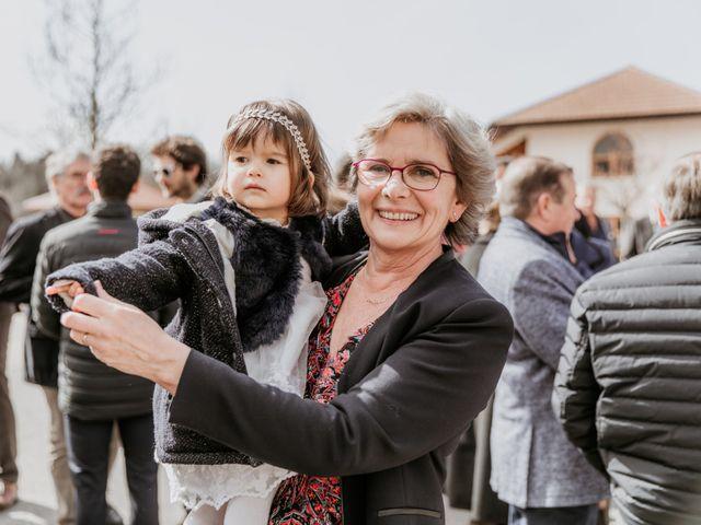 Le mariage de Thibaut et Emilie à La Clusaz, Haute-Savoie 11