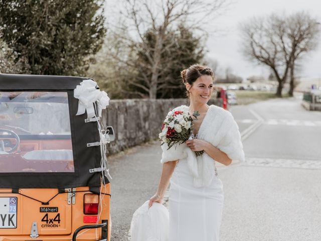 Le mariage de Thibaut et Emilie à La Clusaz, Haute-Savoie 12